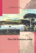 Cover Three Old Sundanese Poems