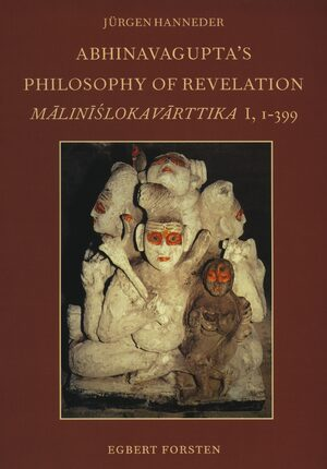 Cover Abhinavagupta's Philosophy of Revelation