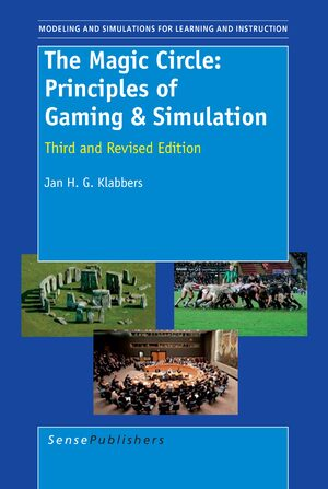 Cover The Magic Circle: Principles of Gaming & Simulation