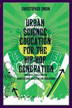 Cover Urban Science Education for the Hip-Hop Generation