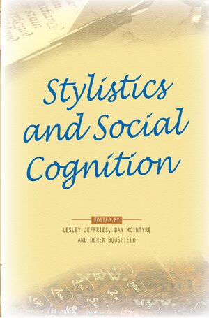 Cover Stylistics and Social Cognition