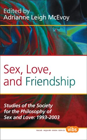 Cover Sex, Love, and Friendship