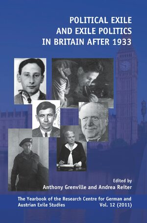 Cover Political Exile and Exile Politics in Britain after 1933