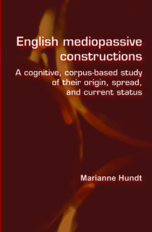 Cover English mediopassive constructions