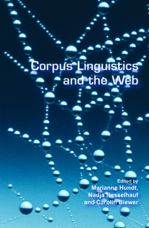 Cover Corpus Linguistics and the Web