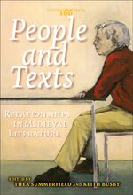 People and Texts: Relationships in Medieval Literature