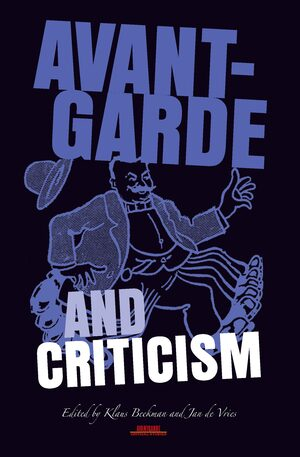 Cover Avant-Garde and Criticism