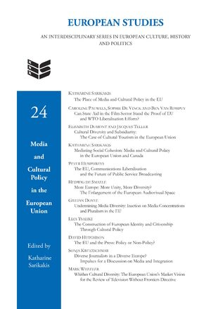 Cover Media and Cultural Policy in the European Union