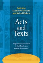 Acts and Texts