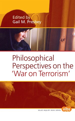 "Cover Philosophical Perspectives on the ""War on Terrorism"""