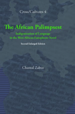 Cover The African Palimpsest
