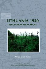 Cover Lithuania 1940