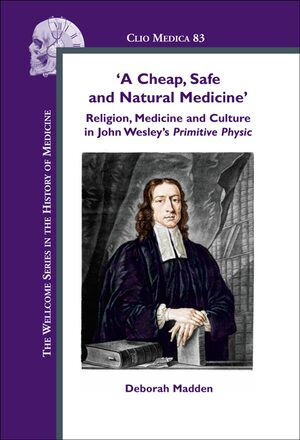 Cover 'A Cheap, Safe and Natural Medicine'
