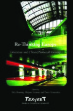 Cover Re-Thinking Europe