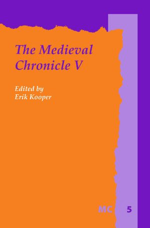 Cover The Medieval Chronicle V