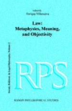 Cover Law: Metaphysics, Meaning, and Objectivity