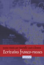 Cover Écrivains franco-russes