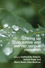 Cover Linking up contrastive and learner corpus research