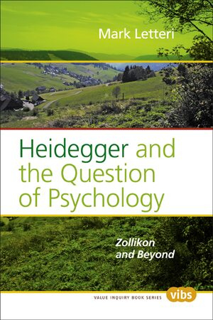 Cover Heidegger and the Question of Psychology