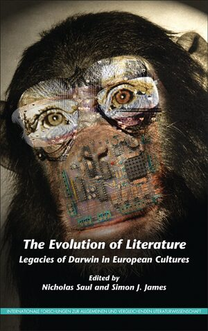 Cover The Evolution of Literature