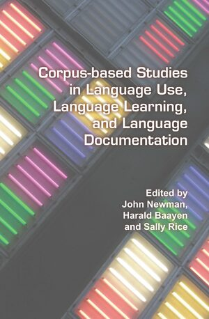 Cover Corpus-based Studies in Language Use, Language Learning, and Language Documentation