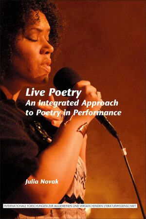 Cover Live Poetry