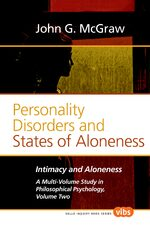 Cover Personality Disorders and States of Aloneness