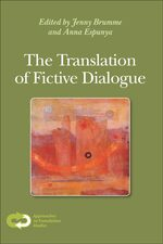 Cover The Translation of Fictive Dialogue