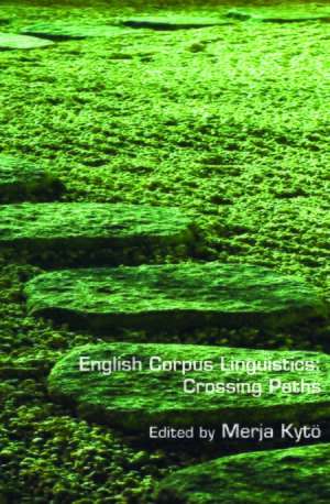 Cover English Corpus Linguistics: Crossing Paths