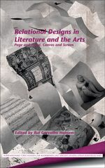 Cover Relational Designs in Literature and the Arts