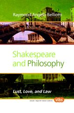 Cover Shakespeare and Philosophy