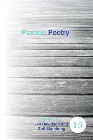 Cover Placing Poetry