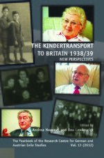 Cover The Kindertransport to Britain 1938/39