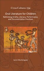 Cover Oral Literature for Children