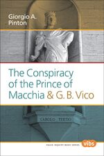 Cover The Conspiracy of the Prince of Macchia & G.B. Vico