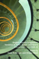 Cover English Corpus Linguistics: Variation in Time, Space and Genre