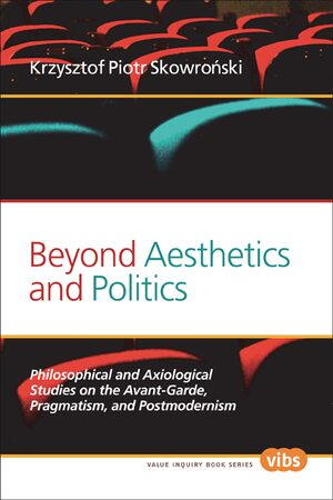 Cover Beyond Aesthetics and Politics