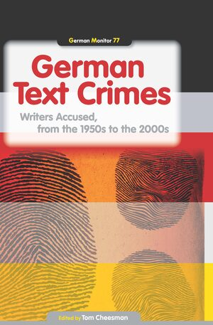 Cover German Text Crimes