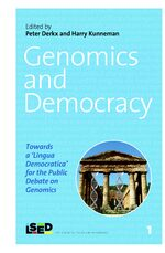 Cover Genomics and Democracy