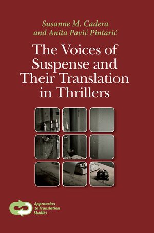 Cover The Voices of Suspense and Their Translation in Thrillers