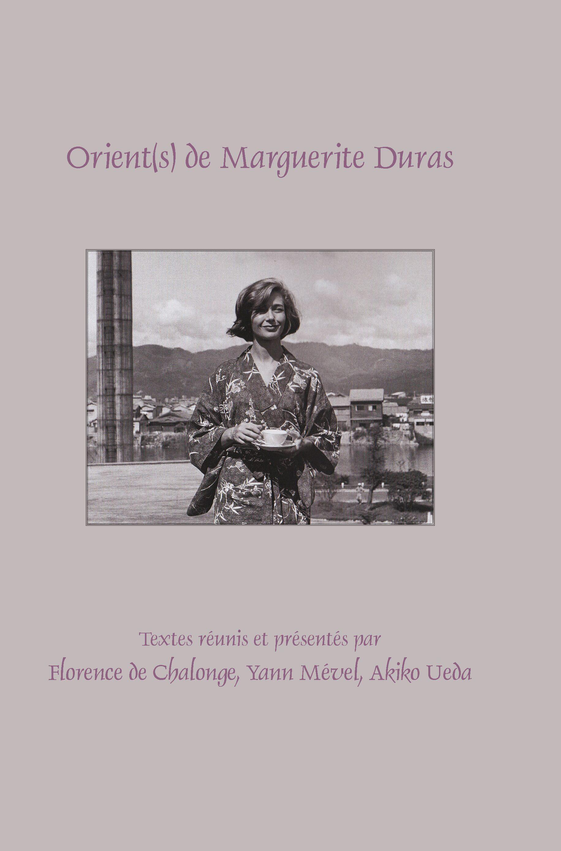 Orient S De Marguerite Duras Brill