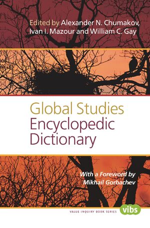 Cover Global Studies Encyclopedic Dictionary