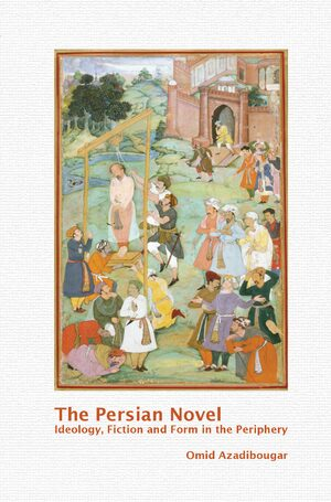 Cover The Persian Novel