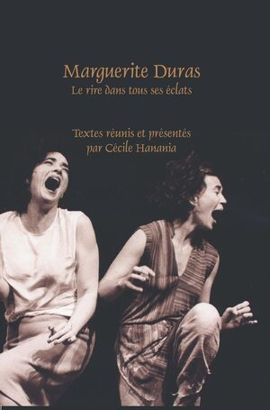 Cover Marguerite Duras