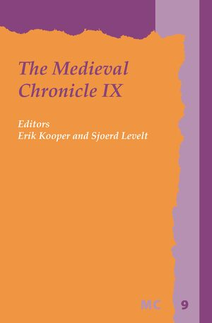 Cover The Medieval Chronicle IX