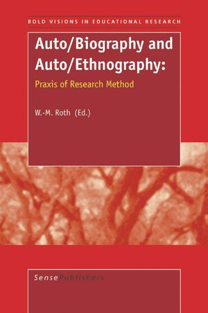 Cover Auto/Biography and Auto/Ethnography