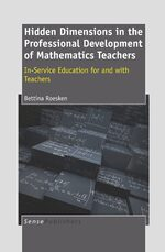 Cover Hidden Dimensions in the Professional Development of Mathematics Teachers