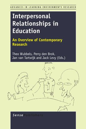 Cover Interpersonal Relationships in Education