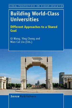 Cover Building World-Class Universities