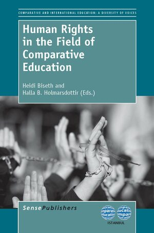 Cover Human Rights in the Field of Comparative Education